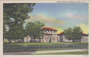 New York Olean Olean General Hospital
