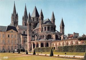 Caen, France - Eglise St Etienne
