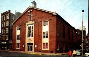 Massachusetts Boston The Btehel Christian Center