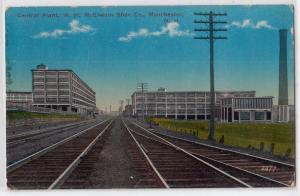 W.H.McElwain Shoe Co, Manchester NH