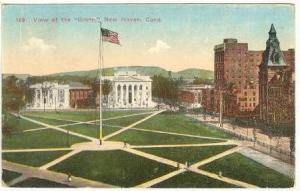 The  Green , New Haven, Connecticut, PU-1914