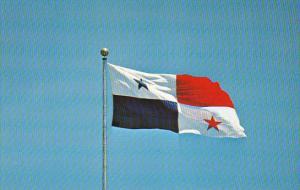 Panama National Flag Of The Republic Of Panama