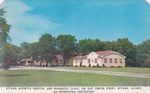 Illinois Ottawa Arthritis Hospital and Diagnostic Clinic 1956