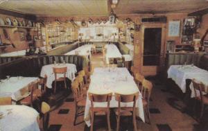 New York City Trophy Room Danny's Hideway Restaurant
