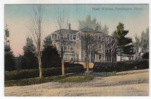 Farmington, Maine, Hotel Willows