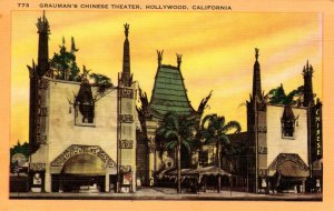 CA - Hollywood. Grauman's Chinese Theatre