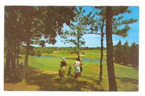 Golf Course , Cape Cod , Massachusetts , 40-60s