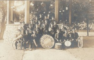 RP: NORWOOD , Massachusetts , 1907 ; Band