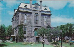 The City Hall (Exterior), Hull, Quebec, Canada, 1940-1960s