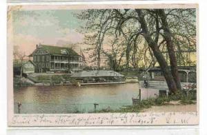 Canoe Club Riverside Park, Indianapolis, Indiana, PU-1908