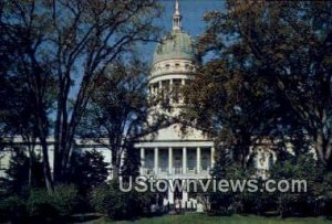 State House in Augusta, Maine