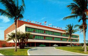 Florida Dania Jai Alai Fronton 1956