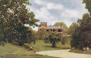 Iowa Davenport Fejenary Park