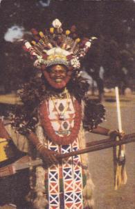 Ricksha Boy, Durban, South Africa, 40-60s