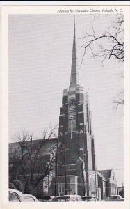 Edenton Saint Church Raleigh North Carolina
