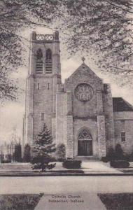 Indiana Rensselaer Catholic Church Albertype