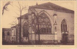 France Abbaye d'Hautecombe L'Abside et la Chapelle des Princes