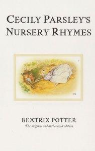 Cecily Parsleys Nursery Rhymes Beatrix Potter Book Postcard