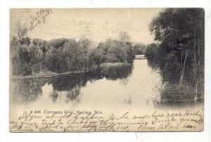 Thornapple River, Hastings, Michigan, PU-00-10s