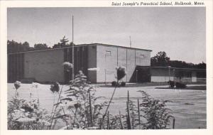 Massachusetts Holbrook Saint Joseph's Parochial School 1978