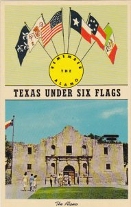 Texas Under Six Flags Remember The Alamo San Antonio