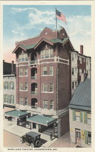 HAGERSTOWN , Maryland , 1910s ; Maryland Theatre