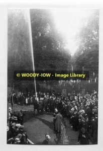 rp7762 - Fire Engine Demostration , Ryde , Isle of Wight - photograph 6x4