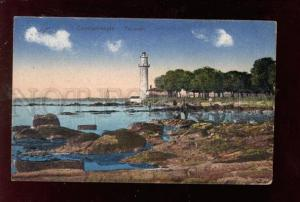 027249 TURKEY LIGHTHOUSE in CONSTANTINOPLE Vintage PC