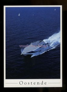 FE2625 - Holyman Sally Ferries Ferry - postcard