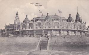 OSTENDE, Belgium, 1900-10s; Le Kursaal