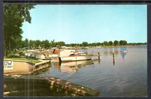 Menominee Park Yacht Harbor,Oshkosh,WI BIN