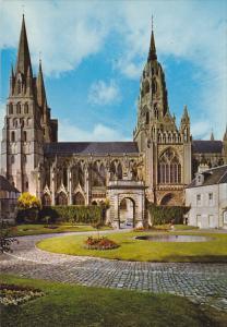 France Bayeux La Cathedrale