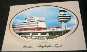 Germany Berlin Flughafen Tegel O22 Defot - unused