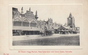 CALCUTTA , India , 00-10s ; Sir Stuart Hogg Market