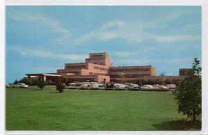 Memorial Hospital Clarksdale Mississippi MS 1960s postcard