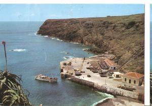 Postal 046430 : Santa Maria - Vila Do Porto (A?res - Portugal). Casi de desem...