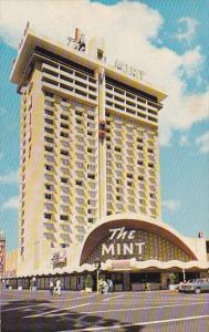 The Mint Hotel and Casino Fremont Street Las Vegas Nevada