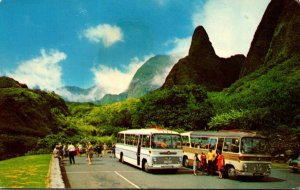 Hawaii Maui Iao Needle 1972