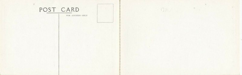 Naples & Mt Vesuvius , Italy , 00-10s ; Anchor Line Menu Postcard