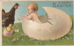 A Happy EASTER , 1906