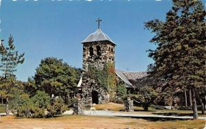Kennebunkport Maine~Saint Ann's Church~1975 Postcard