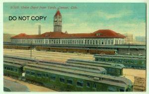 Union Depot, Denver Colo