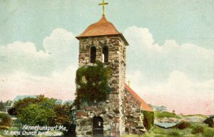 ME - Kennebunkport. St. Anne Church By-The-Sea