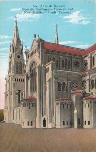 Canada Ste Anne de Beaupre New Basilica South Transept