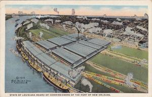 Port of NEW ORLEANS, Louisiana; State of Louisiana Board of Commisioners, 10-20s