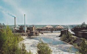 Les Usines de la St Lawrence Corp , Ltd., EAST ANGUS , Quebec , Canada,  50-60s