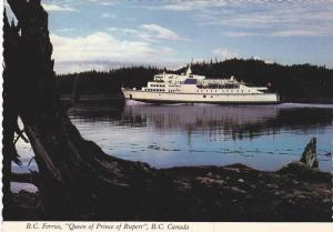 Ferry Boat QUEEN OF Prince of Rupert , B.C. , Canada ,  60-70s