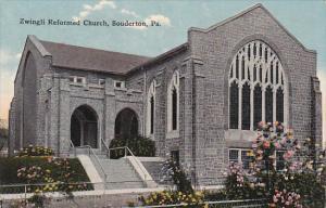 Zwingli Reformed Church, SOUDERTON, Pennsylvania, 00-10s