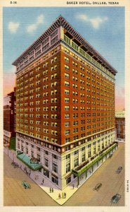 TX - Dallas. Baker Hotel