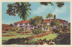 JAMAICA, 1910-1930s; Constant Spring Hotel